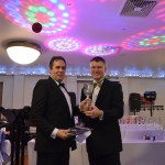 Paul Martin: The Wilson Trophy for 1st place Harewood Championship FTD